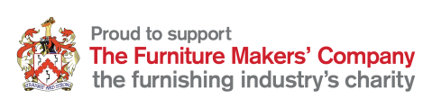 Proud to support The Furniture Makers' Company