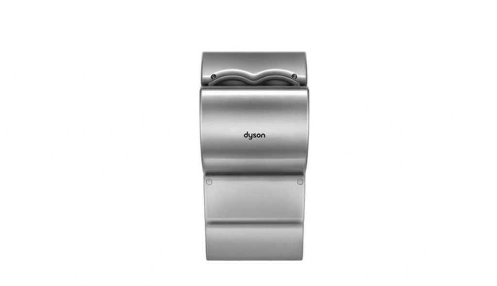 AB14 Airblade V Hand Dryer Spray grey
