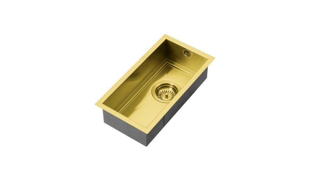 Axix 190U in Gold Brass