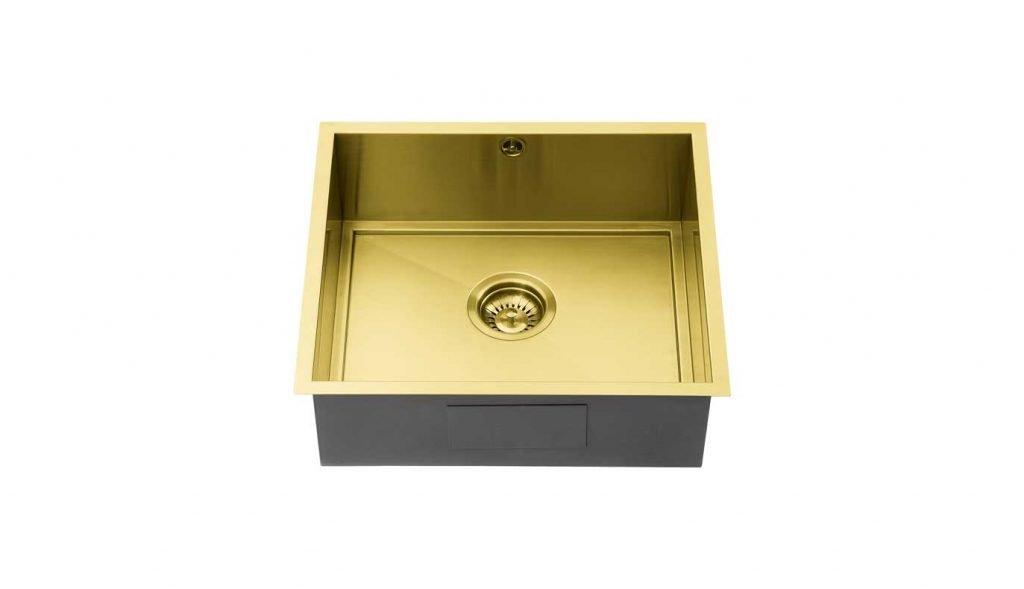Axix 450U in Gold Brass
