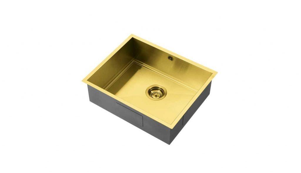 Axix 500U in Gold Brass