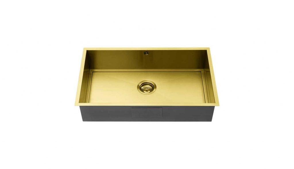 Axix 700U in Gold Brass