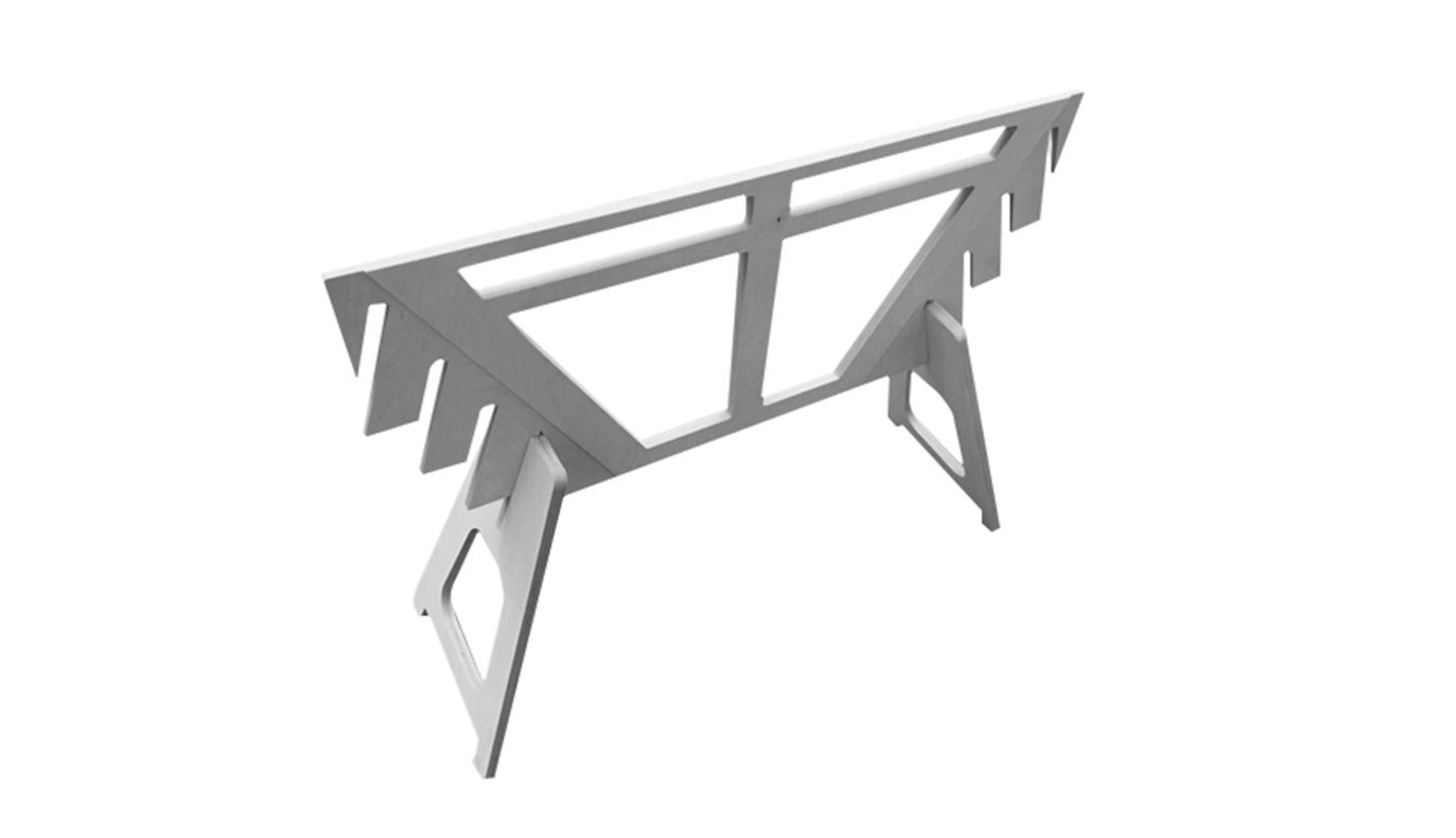 Image of Fabrication Trestles