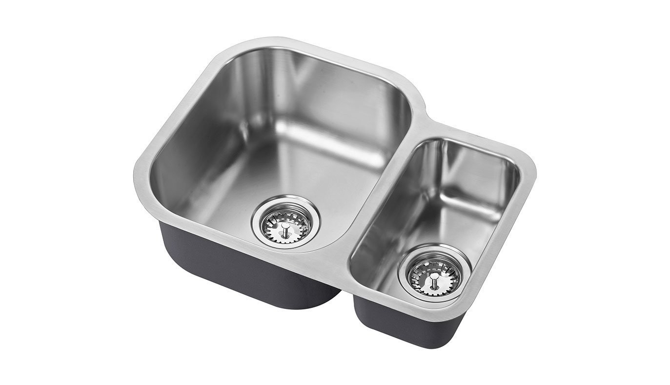 Image of Left Hand Stainless Steel Sink
