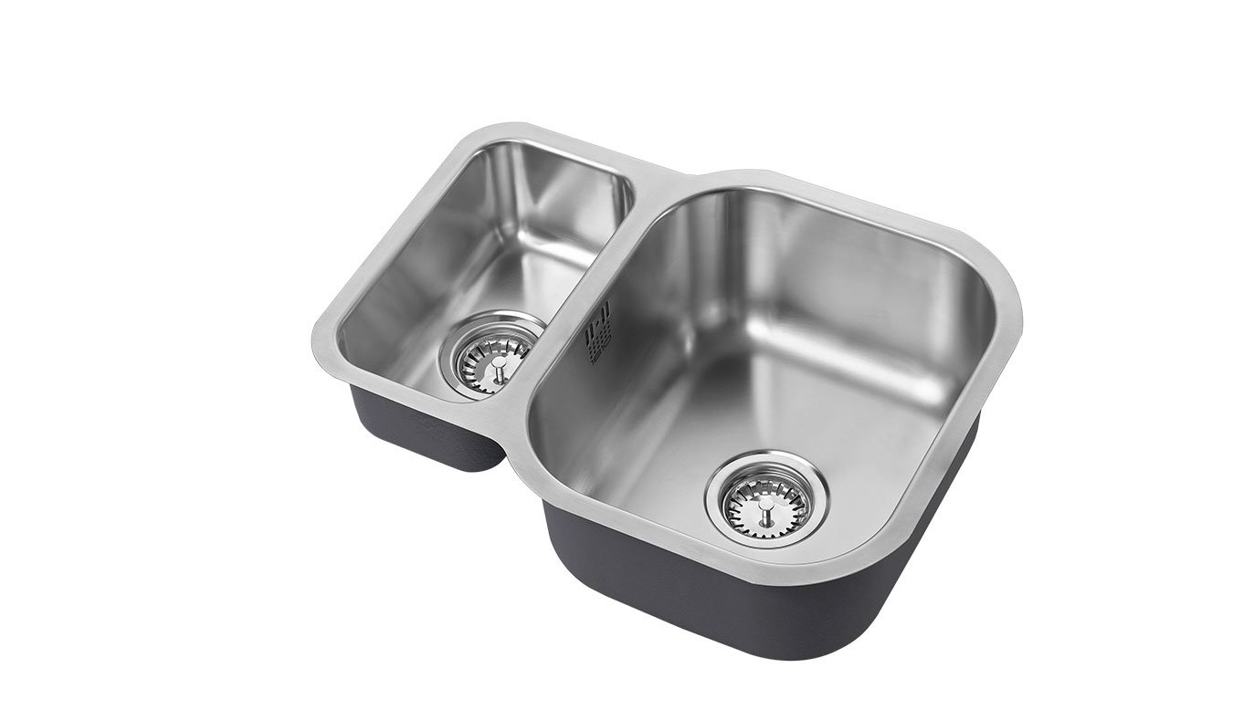 Image of Reverse Stainless Steel Sink