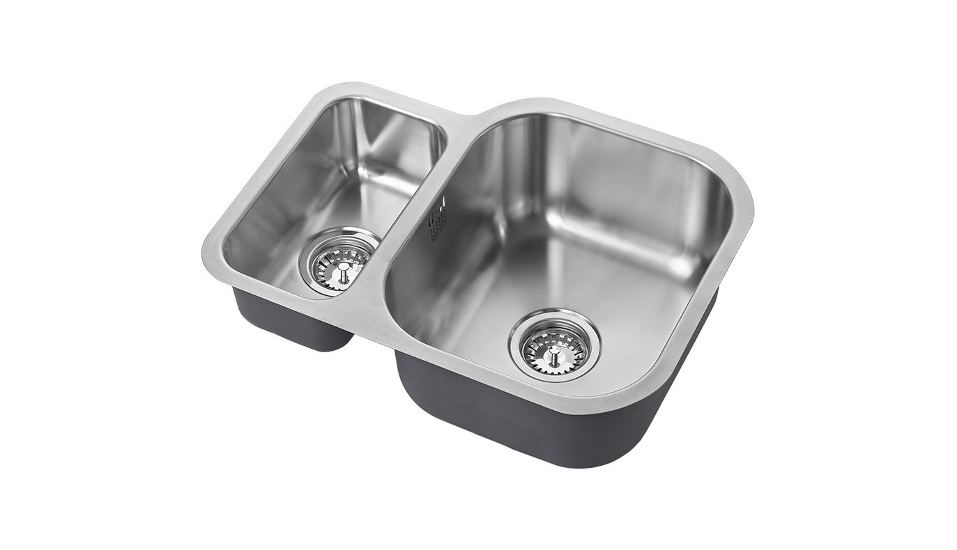 Image of Right Hand Stainless Steel Sink