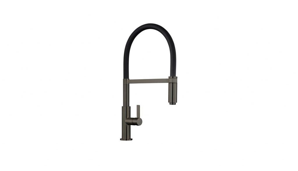 Spirale Flexible Spout Tap - Gunmetal