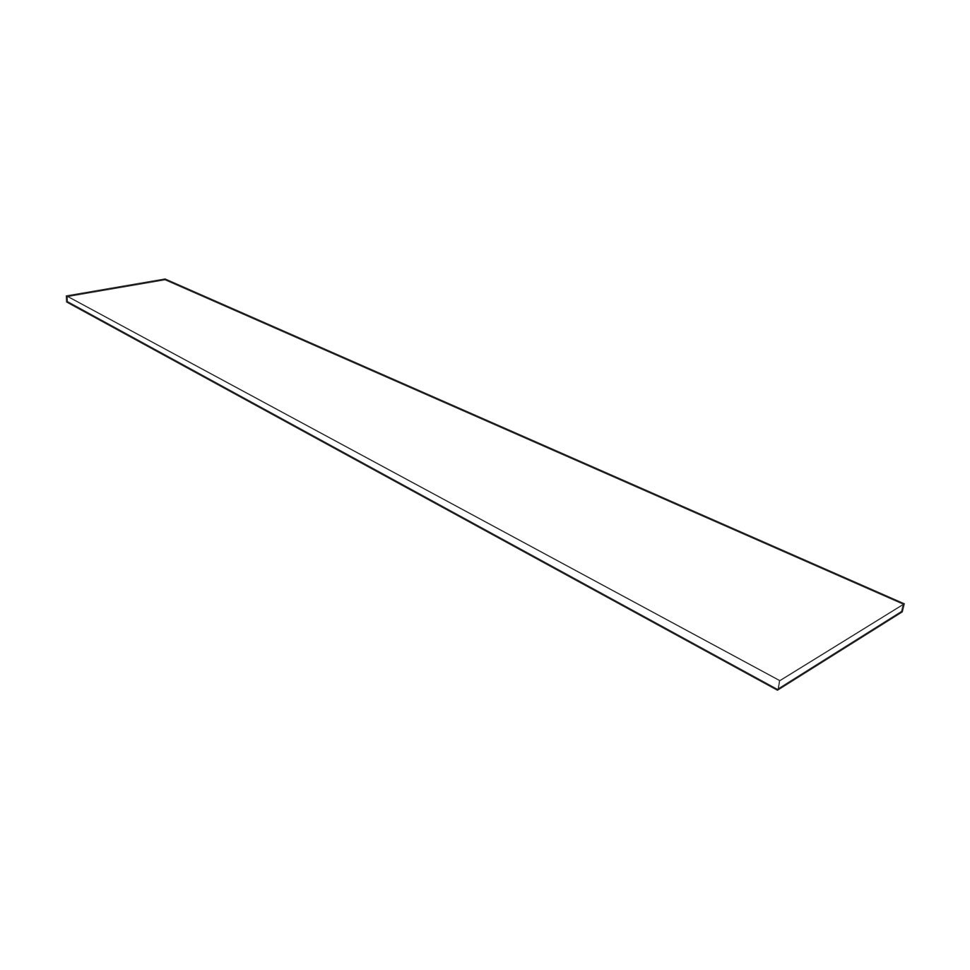 Picture of Straight Line Edge Templates