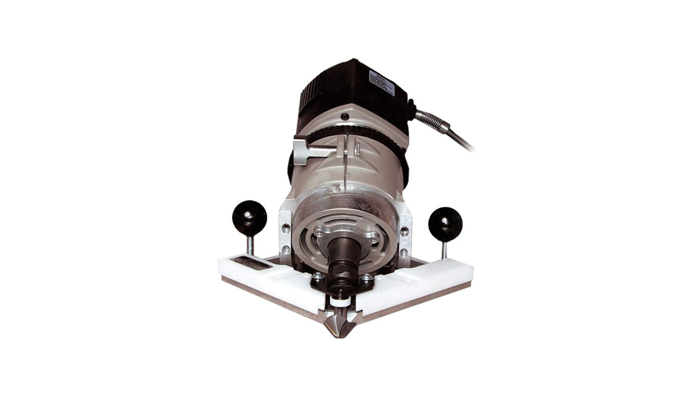 Image of Betterley Air Glide Coving Router with Dust Extraction