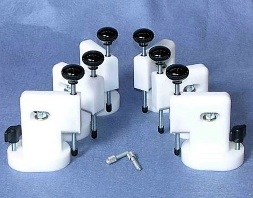 Betterley Sink-Pro Solid Surface Sink/Bowl Clamping System