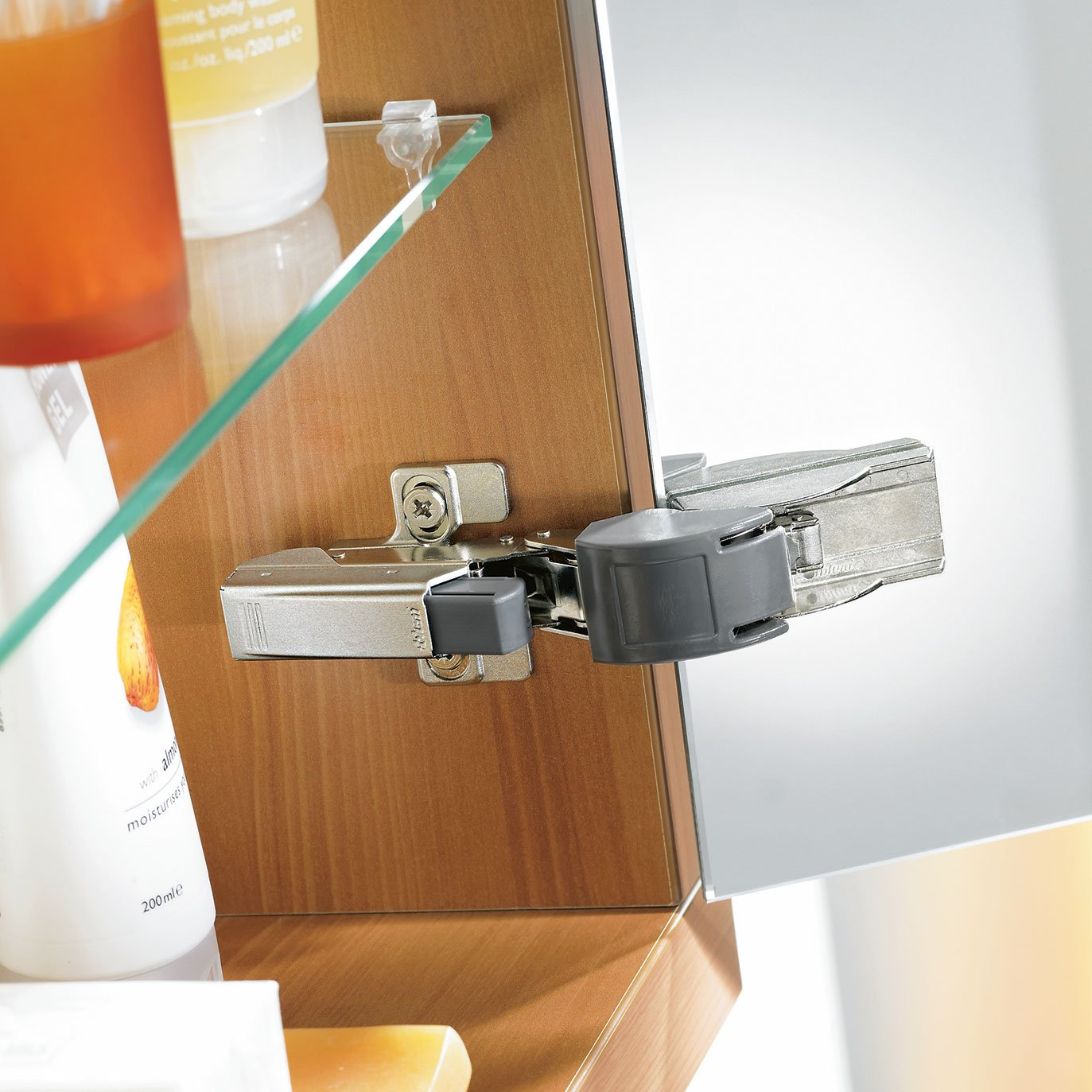 Picture of Soft-Close BLUMOTION Hinge System