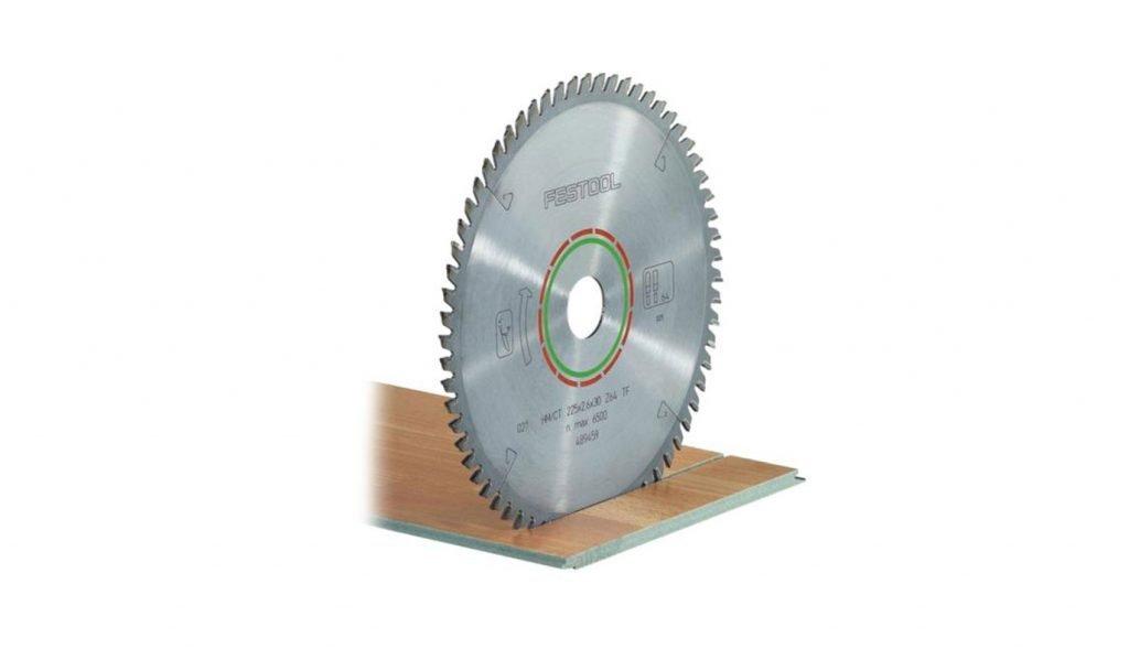 Festool Circular Saw Blade for cutting Corian®