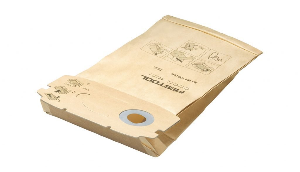 Festool Dust Extraction Filter Bags