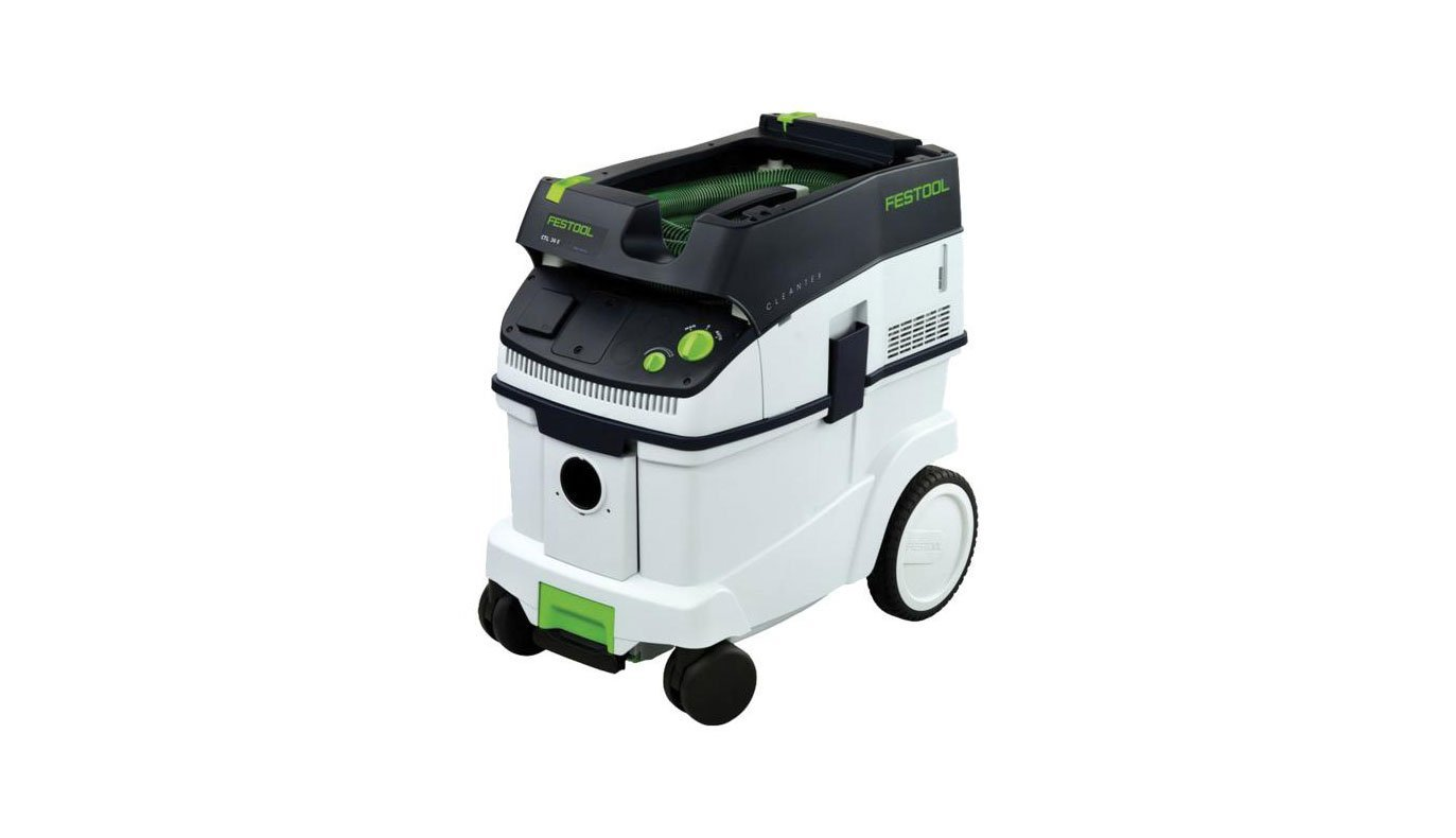 Image of Festool Mobile Dust Extractor – Cleantec CTM 26