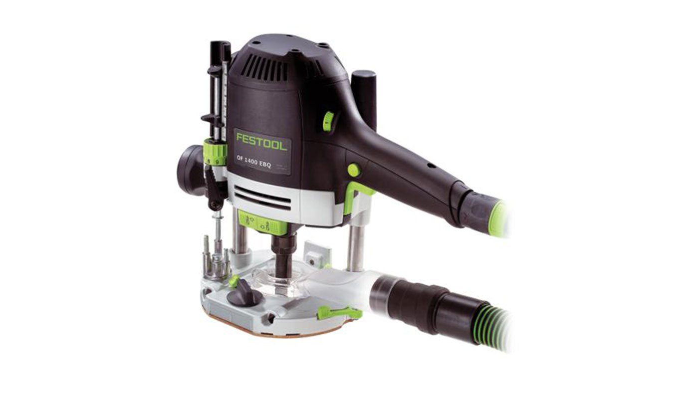 Image of Festool Router – OF 1400 Router EQB Plus