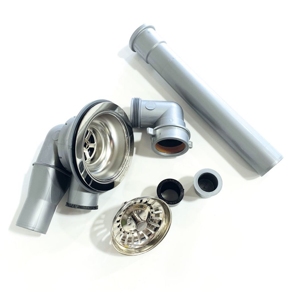 Lira Manual Plumbing Kit