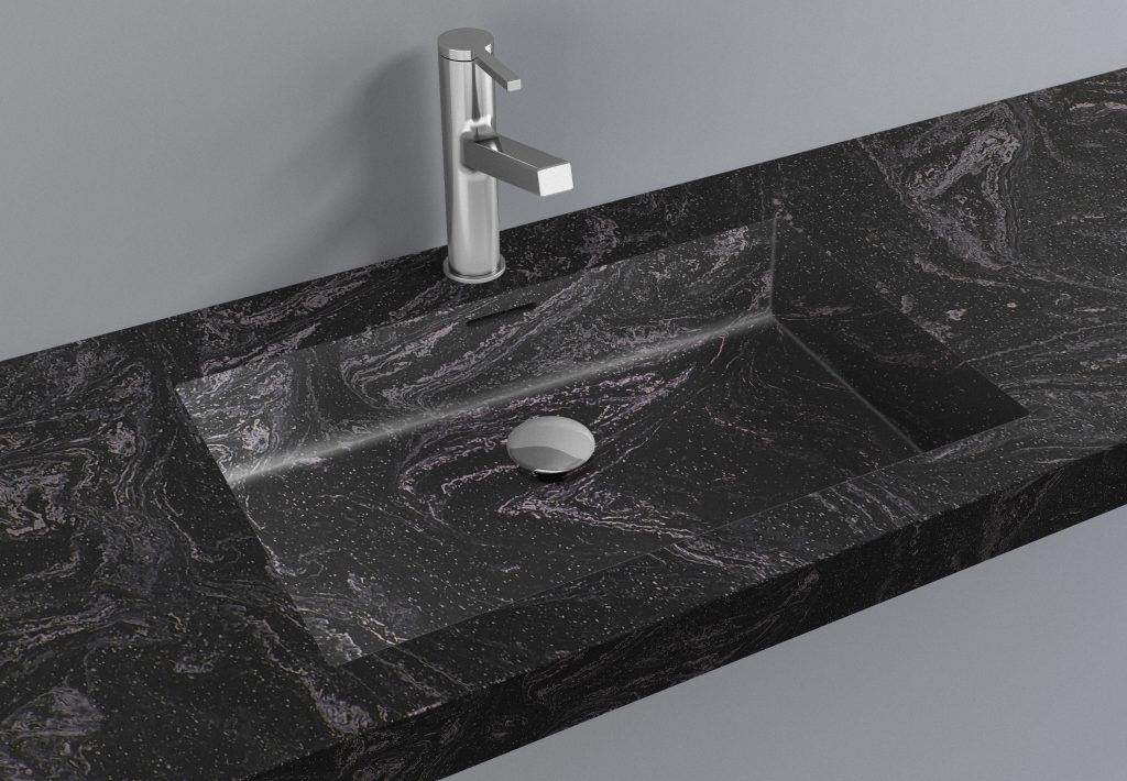 Primo Bespoke Basin - Classic Rectangle 50