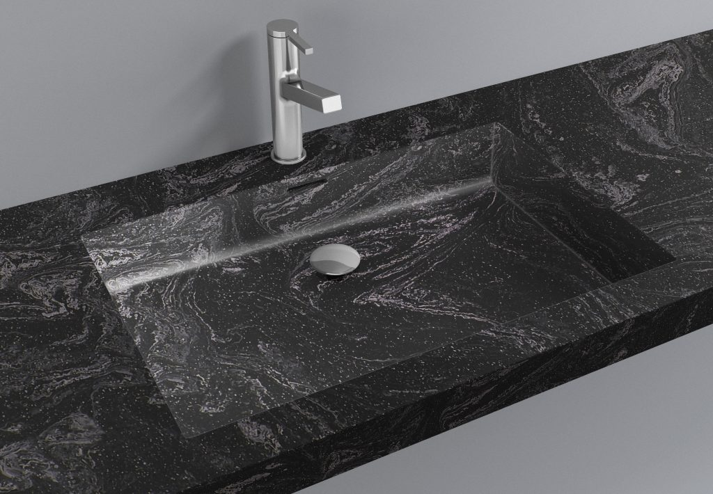 Primo Bespoke Basin - Classic Rectangle 60