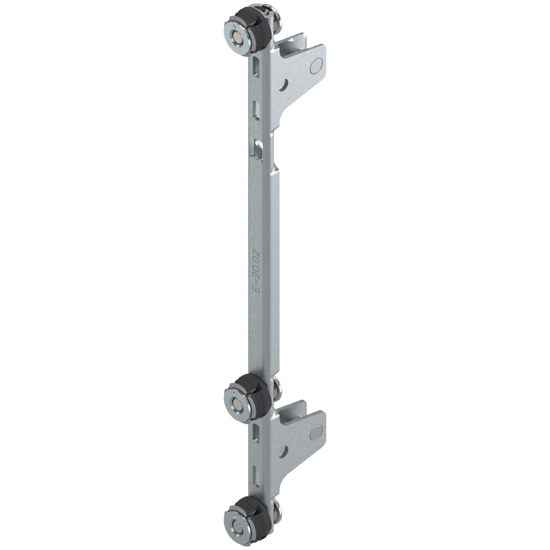 Image of Blum Legrabox front fixing bracket, height C (191mm)