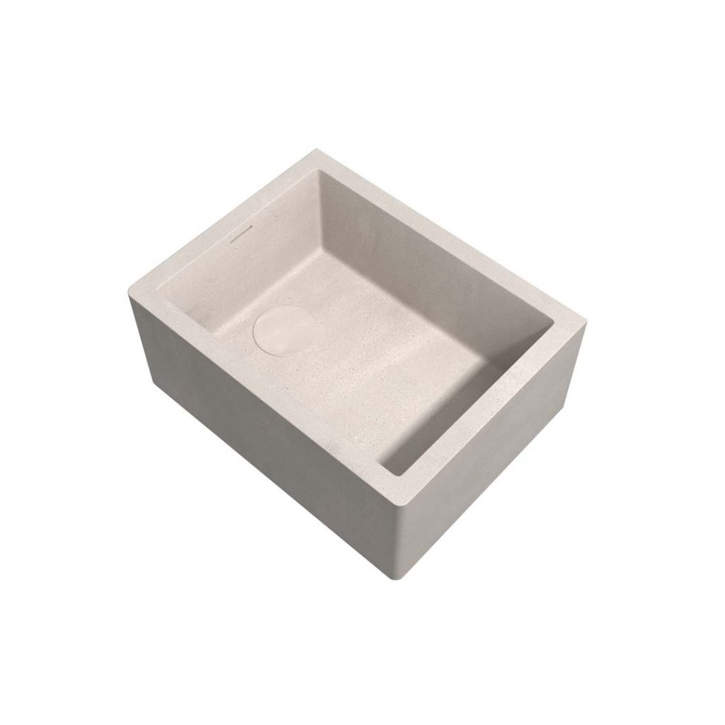 Primo Signature Belfast Sink - Neutral Concrete