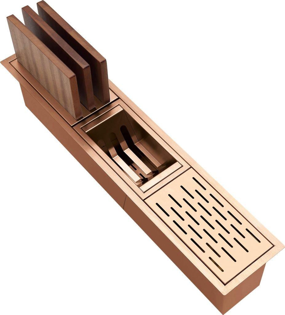 Accessory Trough - Copper