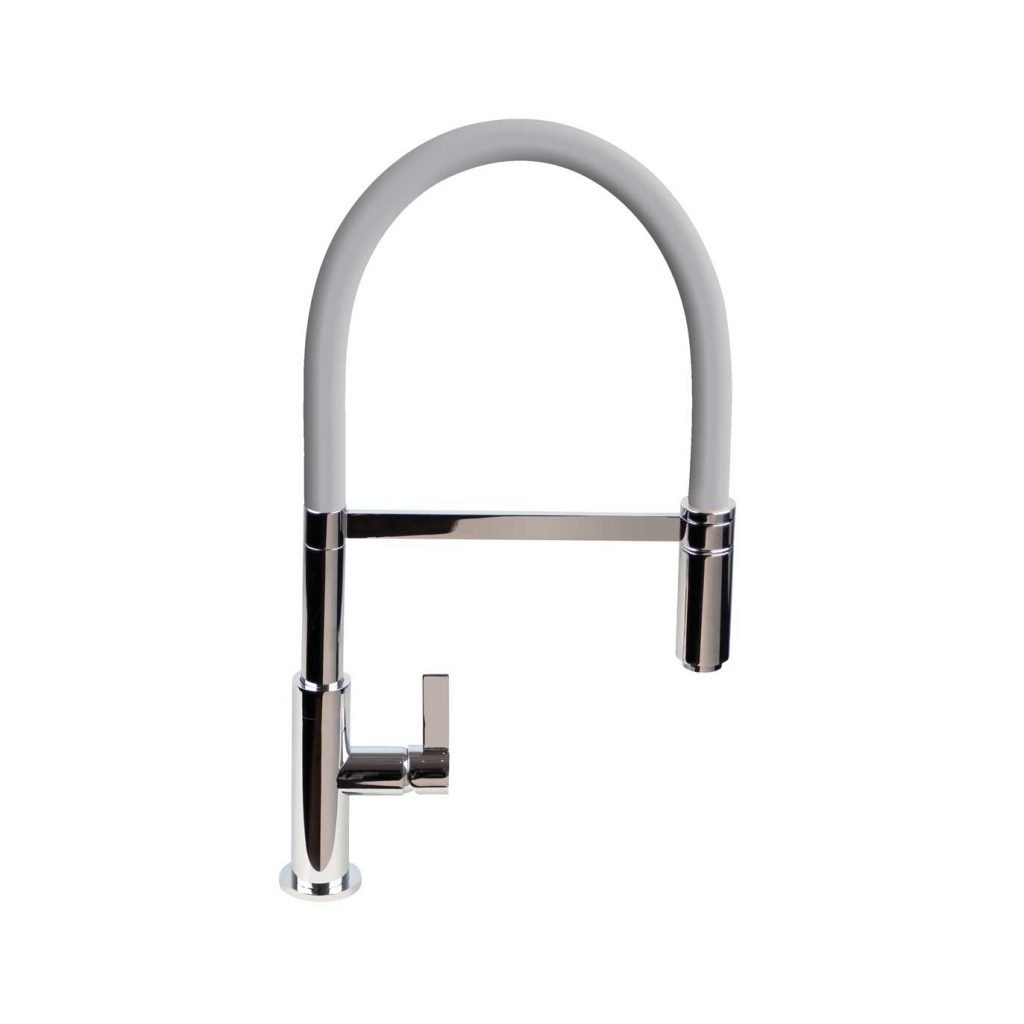 Spirale Tap Hose - Light Grey