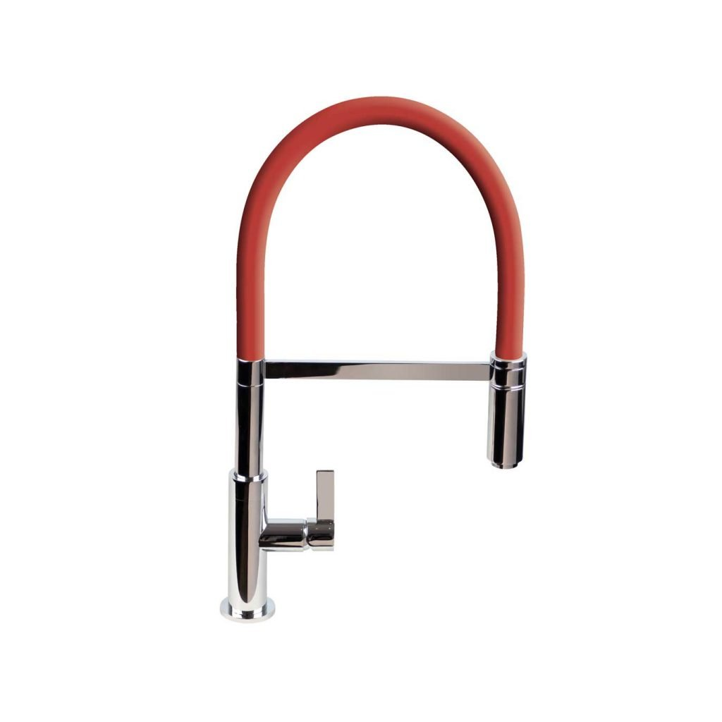 Spirale Tap Hose - Red