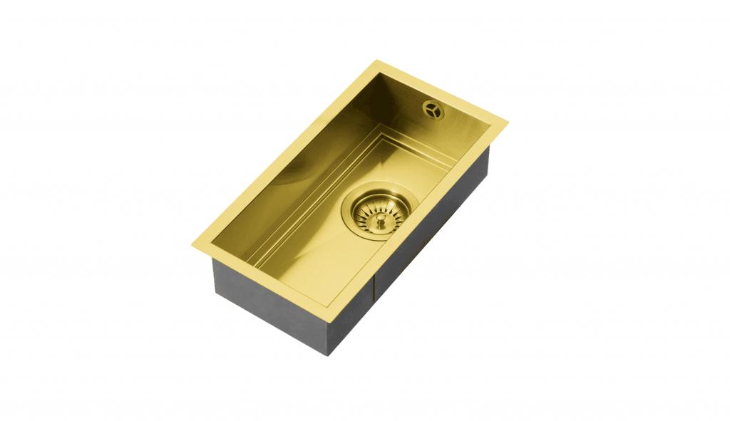 AXIXUNO 190U SOS - Gold Brass