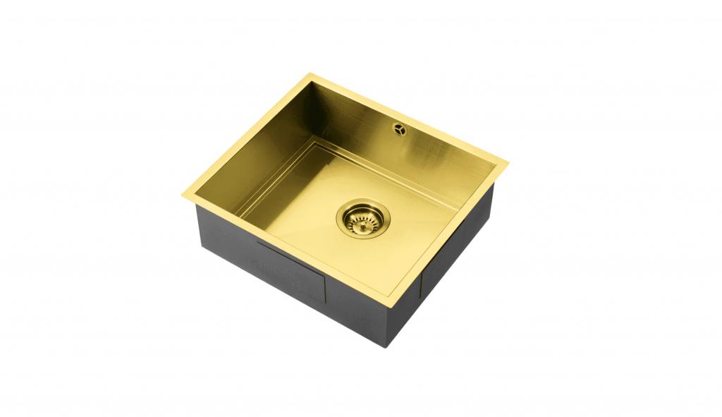 AXIXUNO 450U SOS - Gold Brass