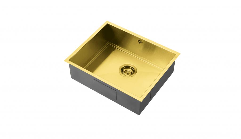 AXIXUNO 500U SOS - Gold Brass