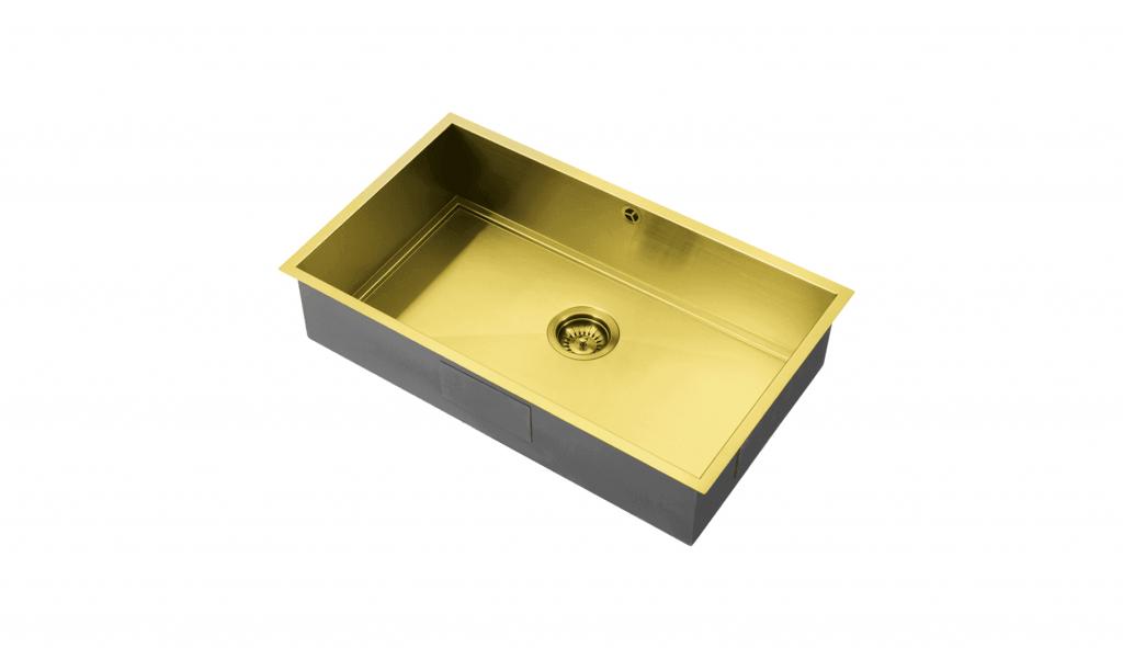 AXIXUNO 700U SOS - Gold Brass