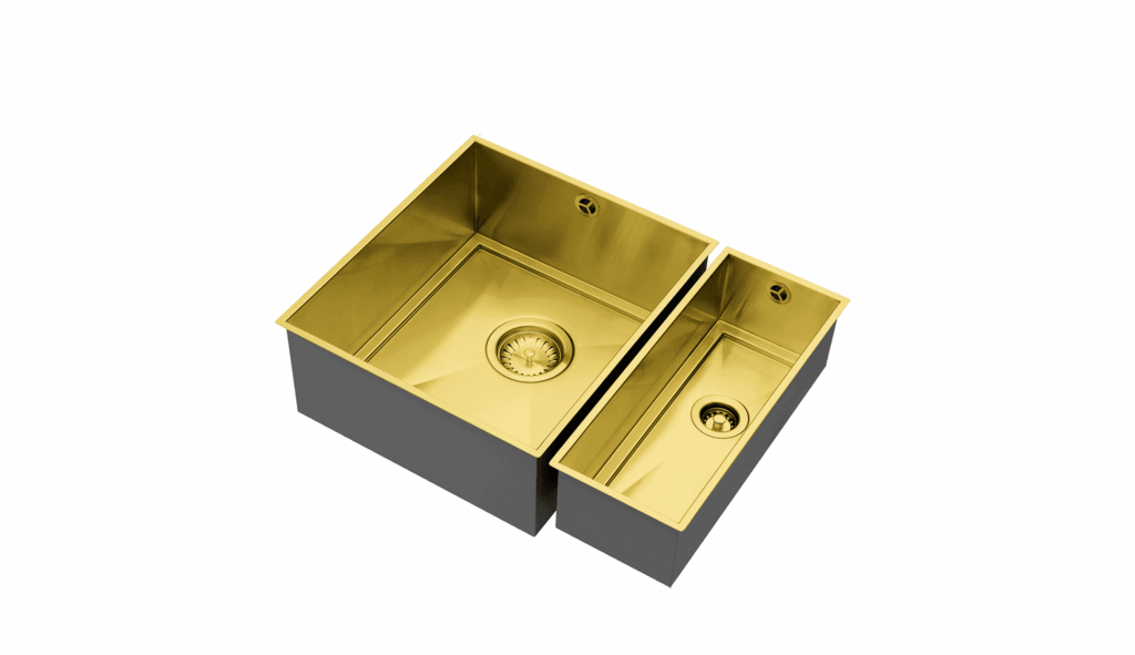 AXIXUNO Set A - Gold Brass