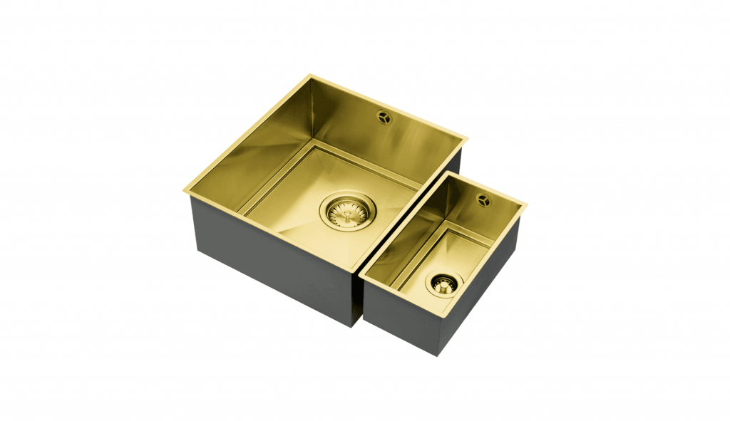 AXIXUNO Set B - Gold Brass