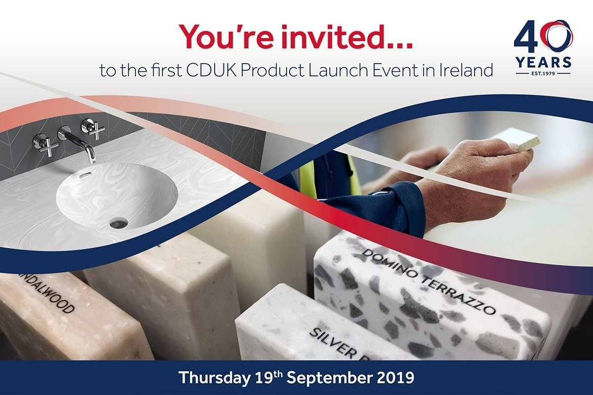 CDUK Product Launch Event Ireland
