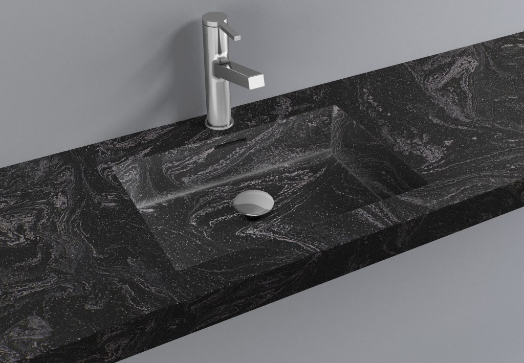 Primo Bespoke Basin - Classic Rectangle 40