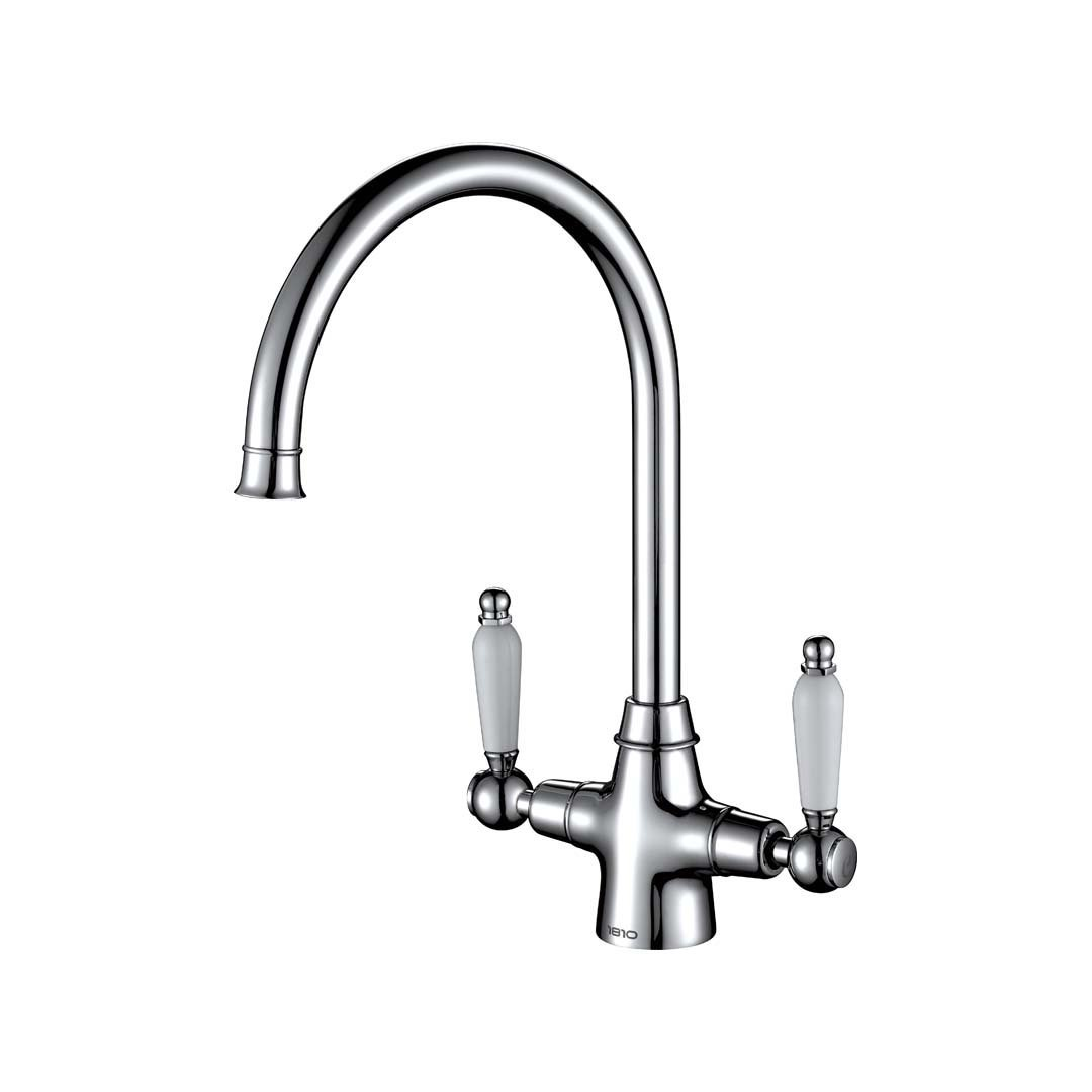 Picture of Rodez Twin Lever Tap