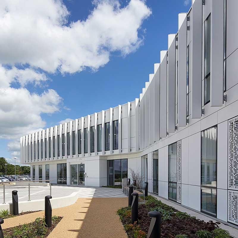 NGS Macmillan Unit at Chesterfield Royal Hospital