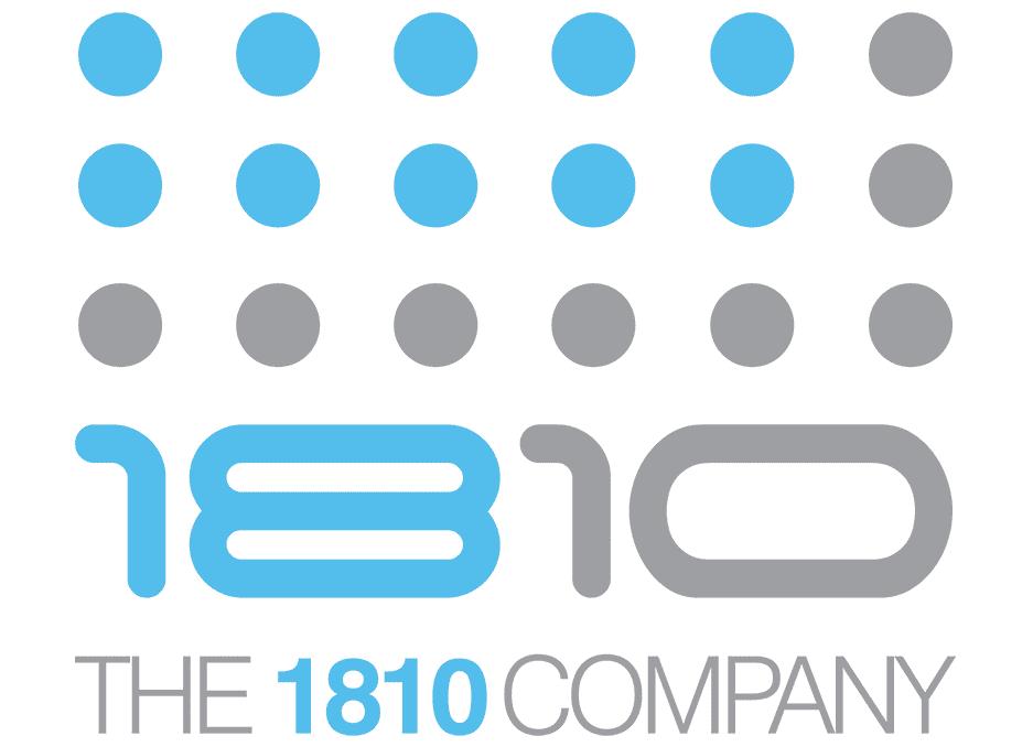 The 1810 Company logo
